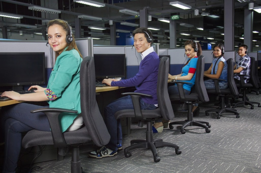 teleperformance employee support