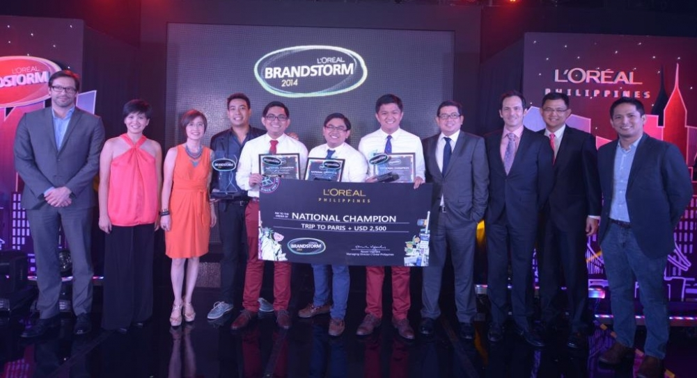 brandstorm l oreal Discover the first multi-field innovation challenge that brings meaningful changes for you and for all  l'oreal men expert presents a-z of lucky blue  l'oréal brandstorm 2016 national .